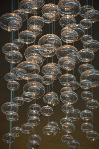 plastic globes