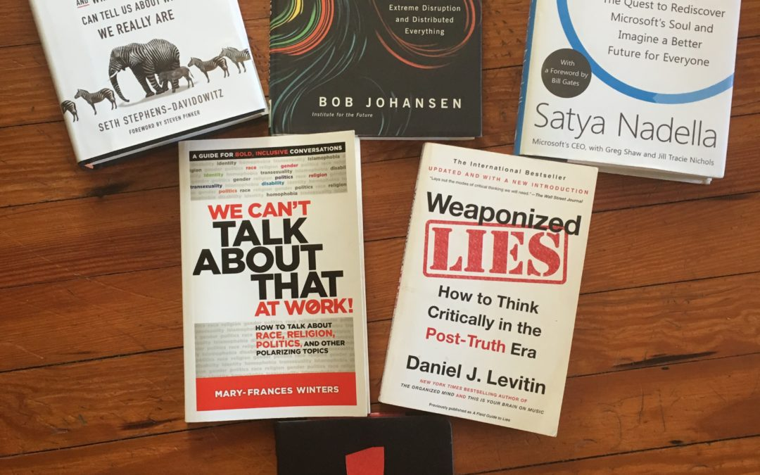 5 new favorite books about disrupting the status quo