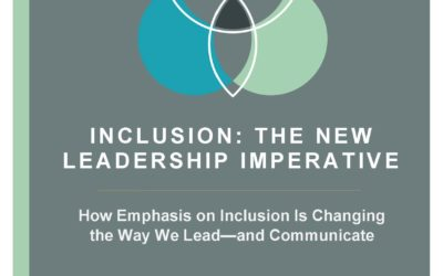 Want to be more inclusive? Communicate that way.