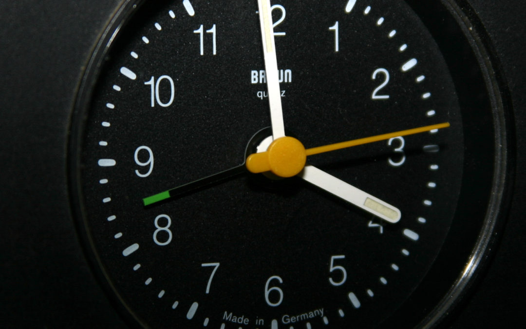 "How to turn time management into better ""me management"""