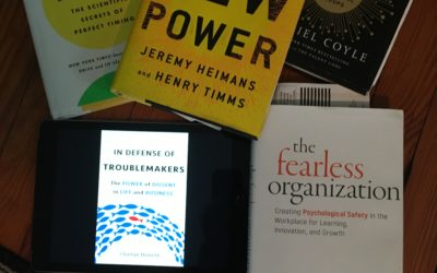 5 books that will transform the way you work