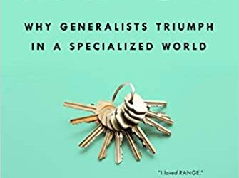 Why and how to be a generalist in a wicked VUCA world